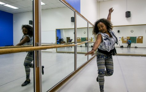 Dancer hopes to inspire youth