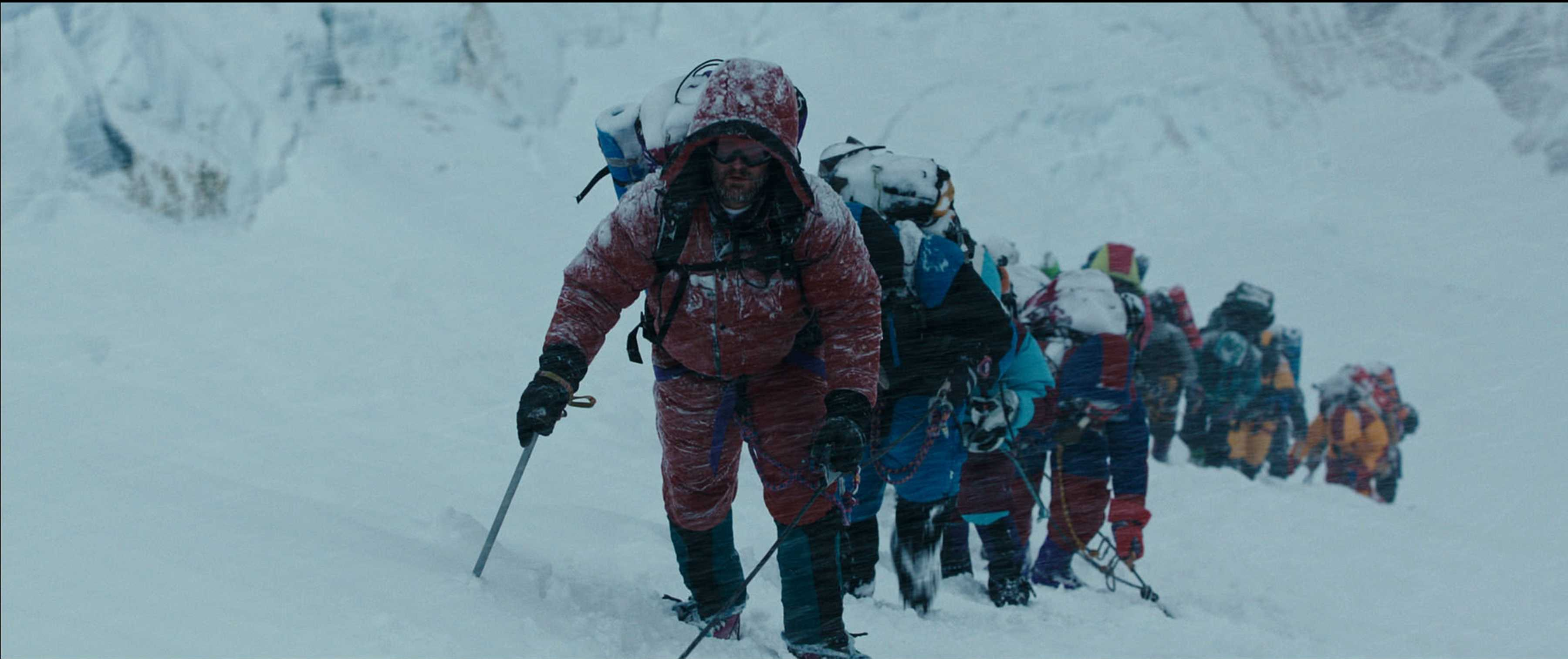 'Everest' sits at the apex of tragedy-based features