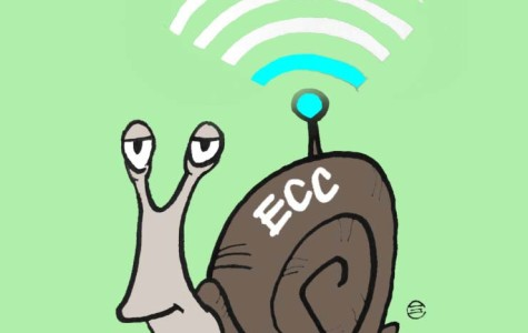 Slow Wi-Fi across campus is a problem