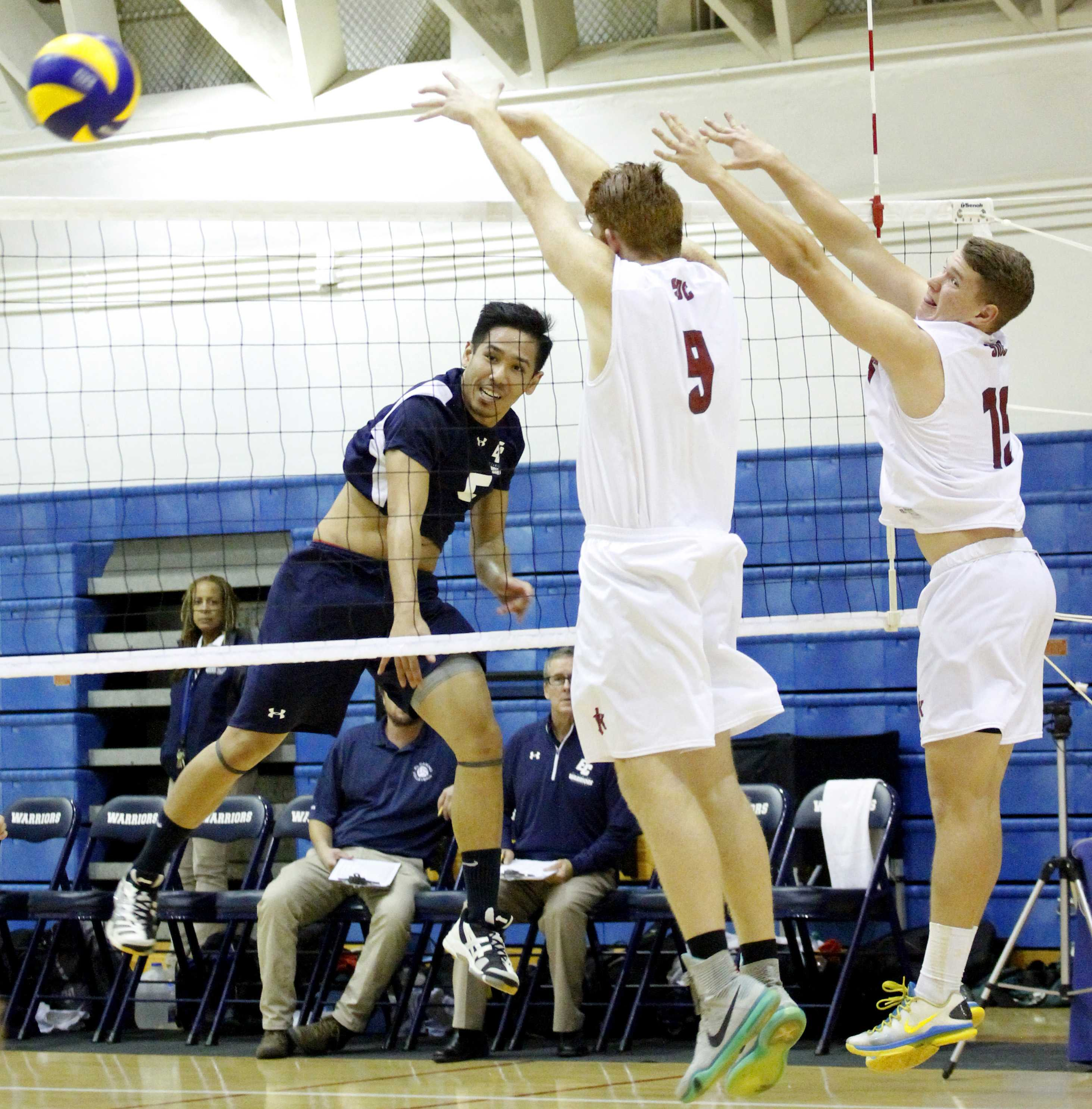 ohio mens volleyball falls - HD 2927×2974