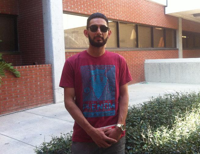 People of El Camino: Humberto Gomez