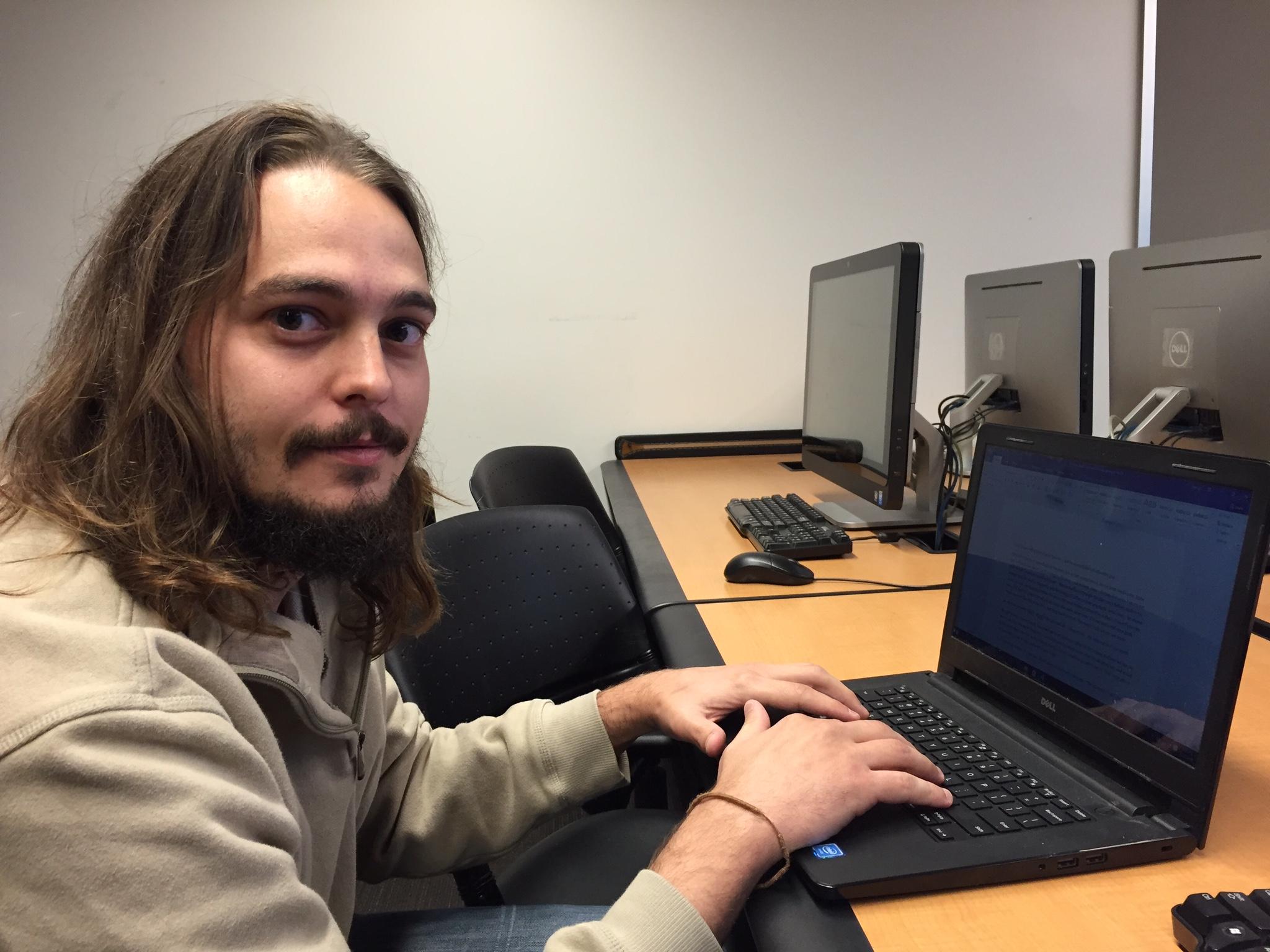 Meet the Myriad Editors: Colin Hyde