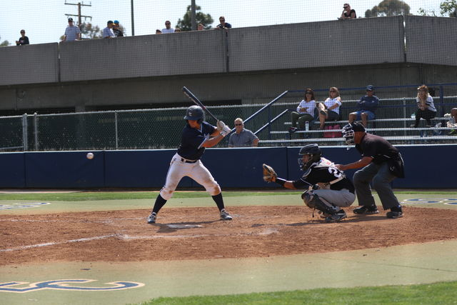 Up next for baseball: Friday vs. Long Beach City College