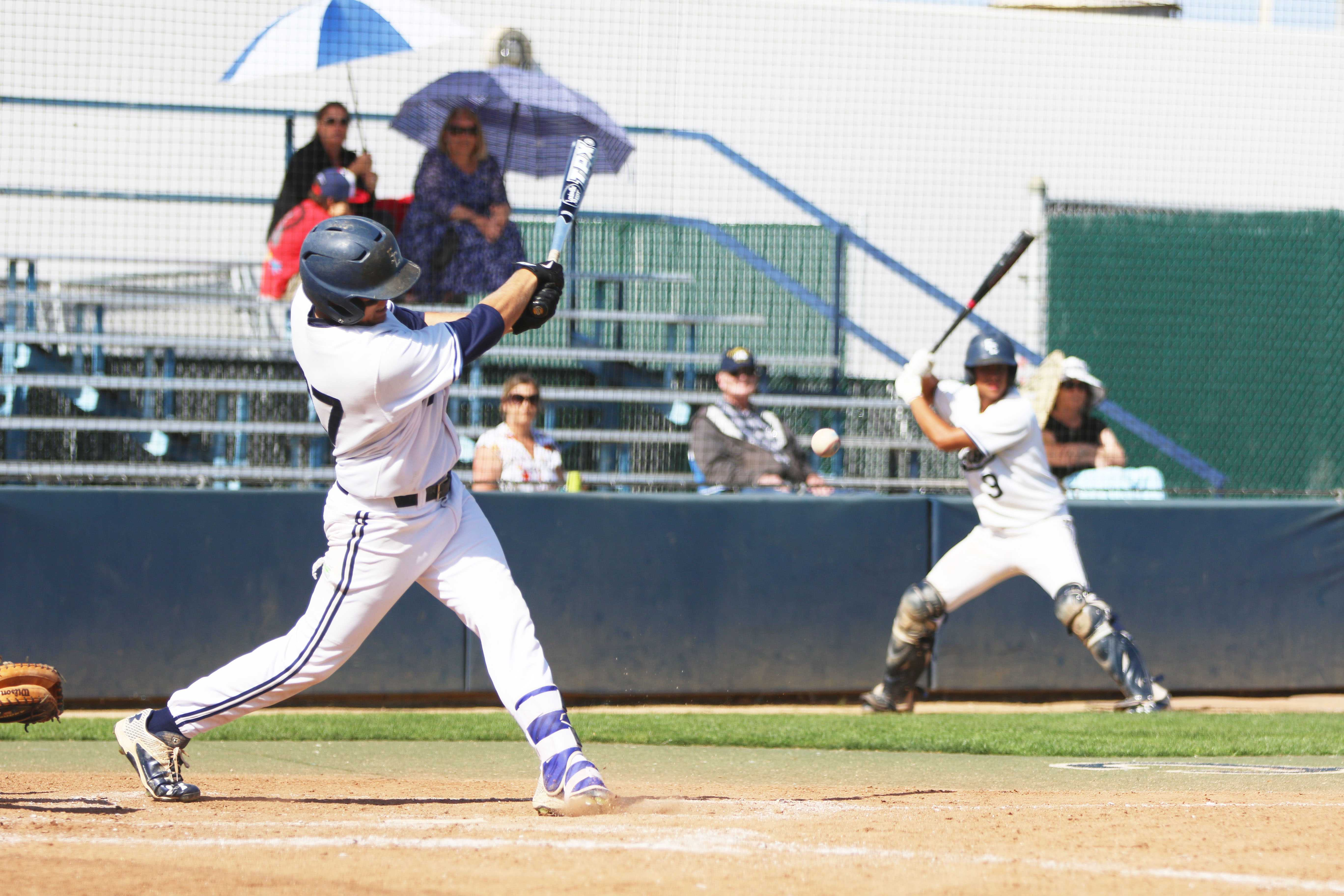 Baseball team wins game two of the series versus L.A. Harbor College