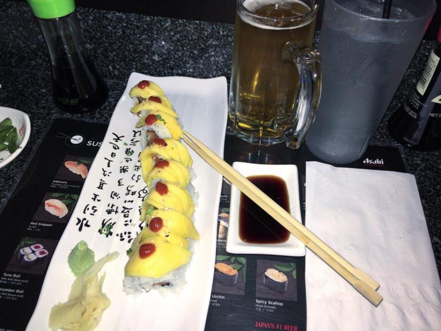 Hoka Hoka Sushi and Saki: Redondo Roll
