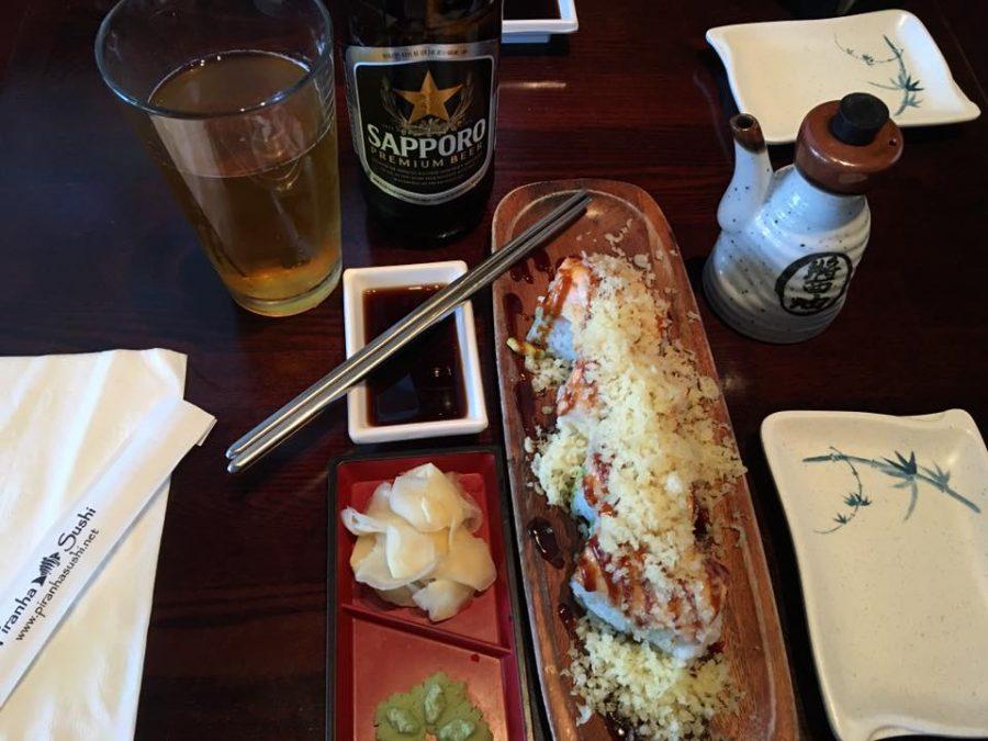 Sushi Delight: Lomita Roll