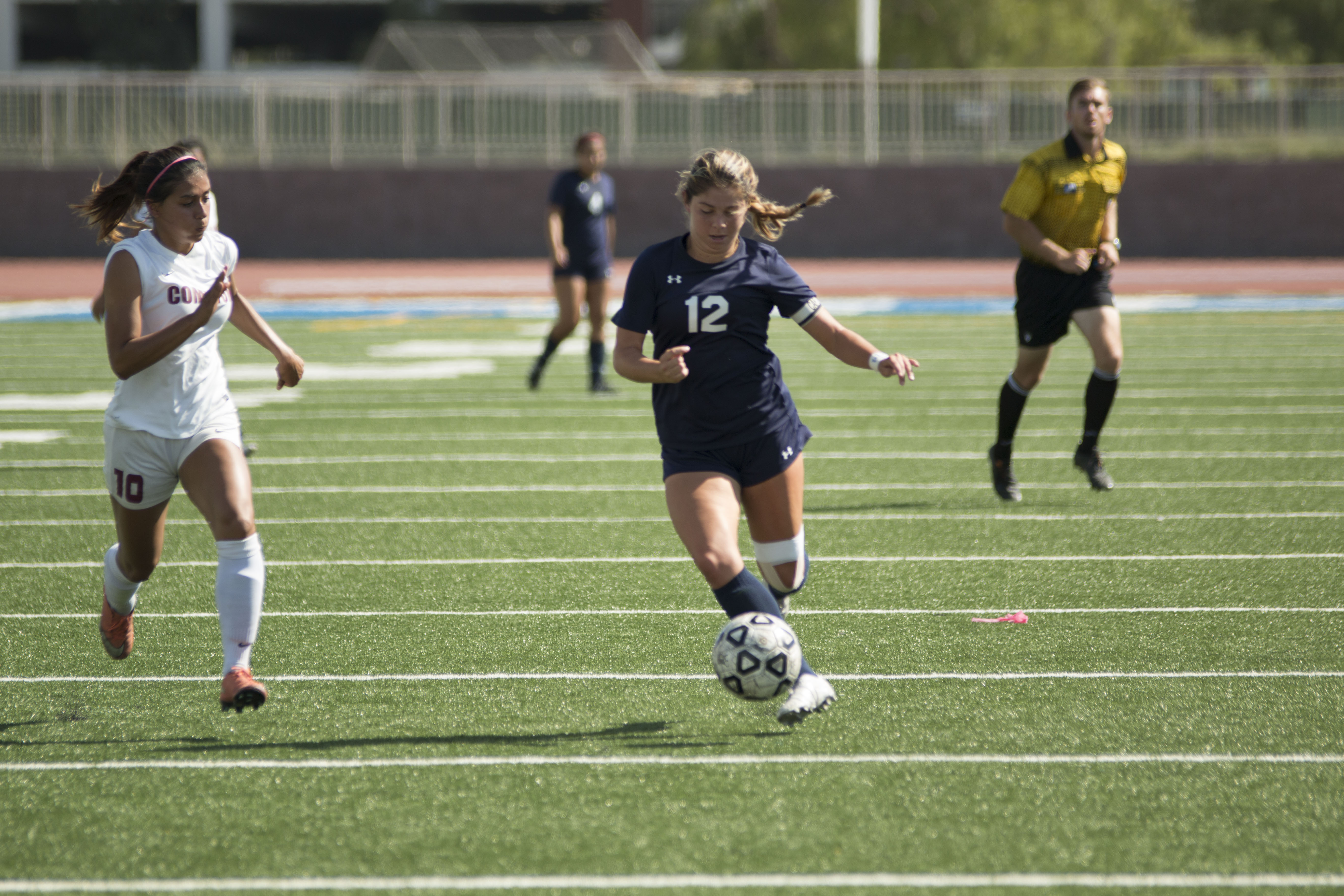 El Camino women's soccer team wins conference opener in a rout