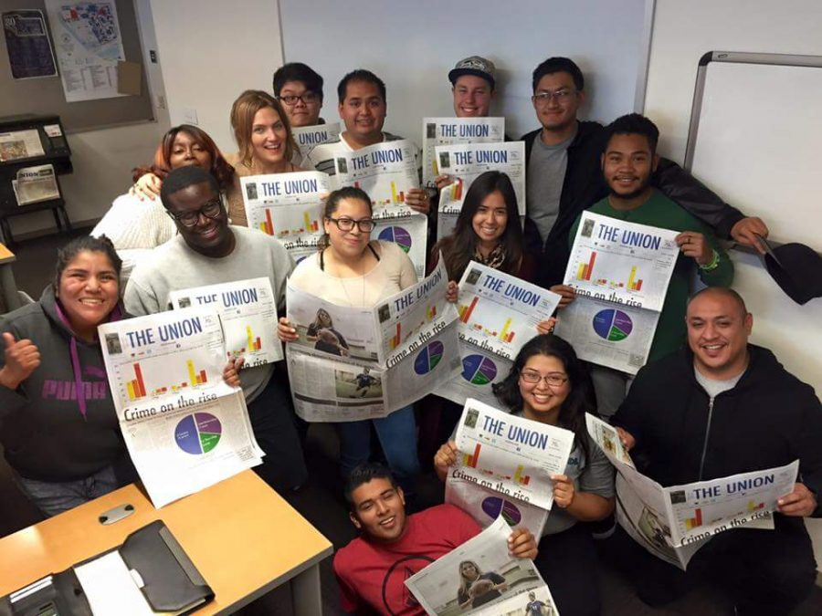 El Camino newspaper, magazine and literary journal receive awards at
