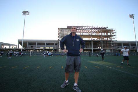 New El Camino offensive coordinator brings championship pedigree to the football program