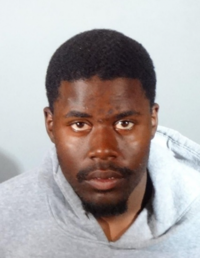 Marquille Barber, 22, is suspected in being in the women's locker room shower area and peeping.  Anyone with information is asked to contact Campus Police at 310 660-3100.  Photo courtesy of El Camino Police Chief Michael Trevis.