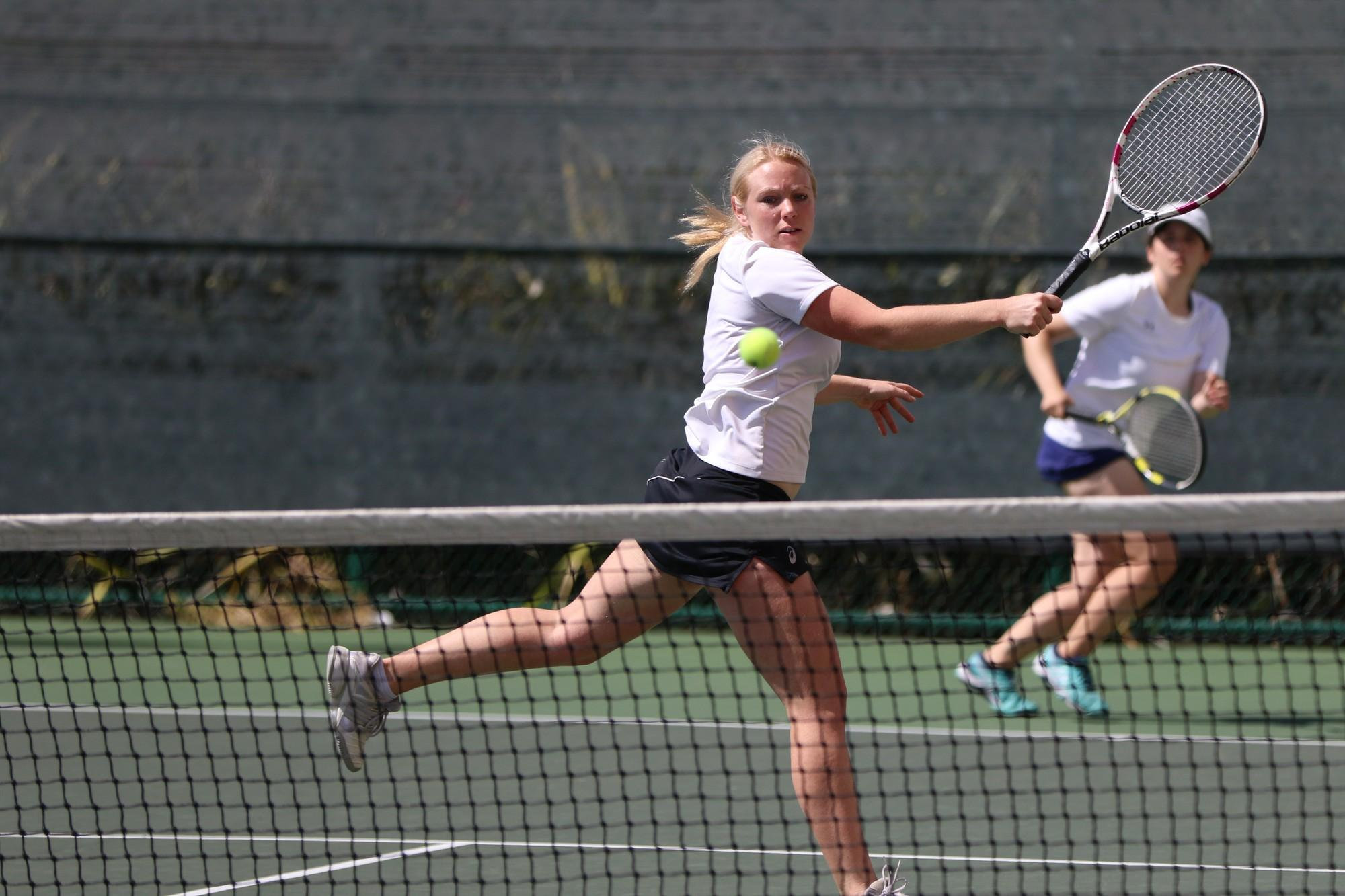 El Camino women's tennis team ends season with loss to Rio Hondo College