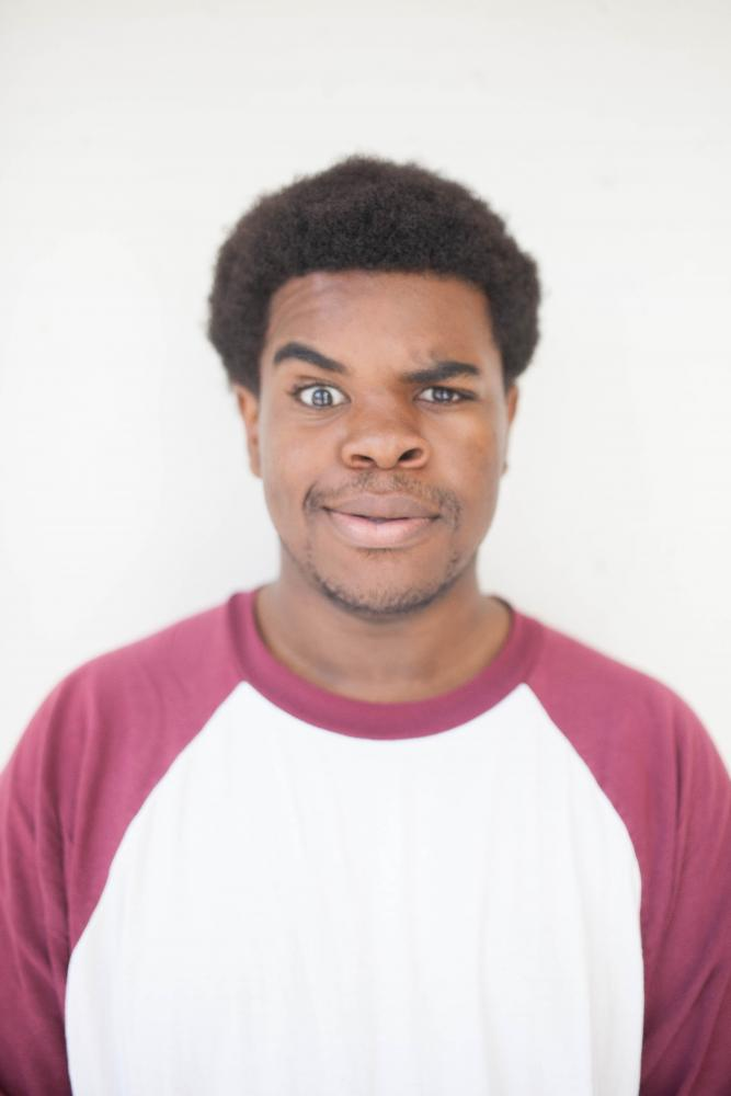 Denzel Roseboro is an upcoming actor who has had many roles in plays at El Camino. He's been in many plays such as 'Hairspray' where he plays the character Seaweed, a talented young man who is discriminated due to his race. Photo credit: Jorge Villa