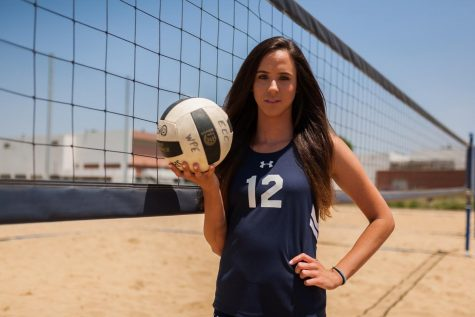 Former El Camino student thrives as head coach of women's volleyball team