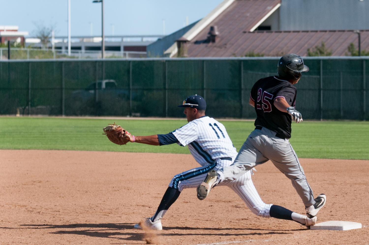 Up next for baseball: Today versus No. 12 Glendale College