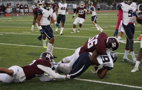 Football team became its own worst enemy in loss to Mt. San Antonio