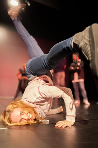 Dance instructor celebrates representation of women on campus