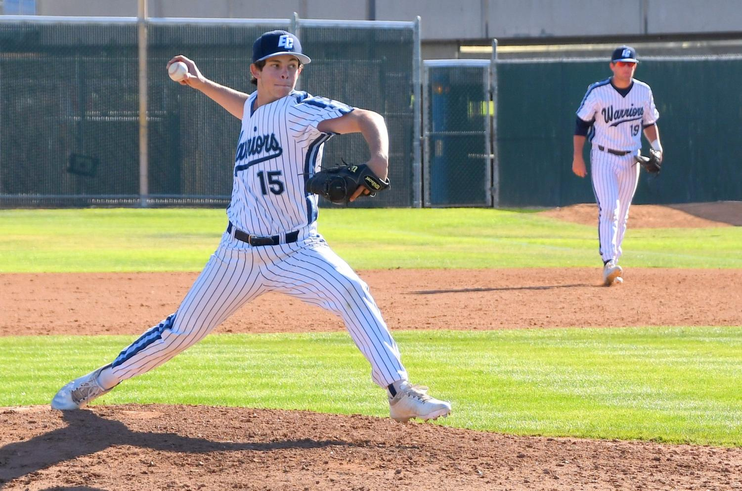 Baseball team wins in game against San Bernardino Valley
