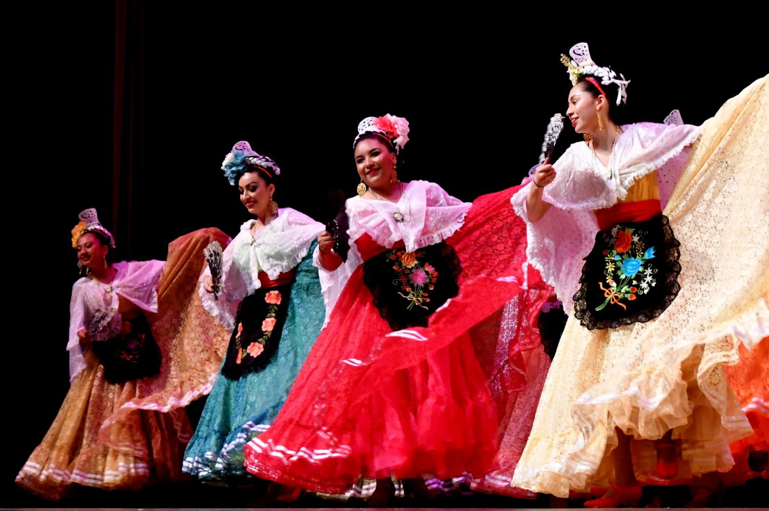 "EC professors give a glimpse of Chicano music and dance as a part of the ""Celebration of Chicano Culture"" series"