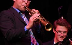 ECC Concert Jazz Band showcase Latin influenced music to Campus Theatre audience
