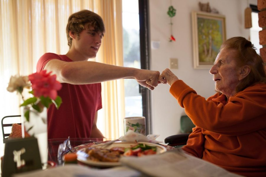 Young man moves to the LA area from Mechanicsville, Virginia to live with an elderly woman and the two form unbreakable bond