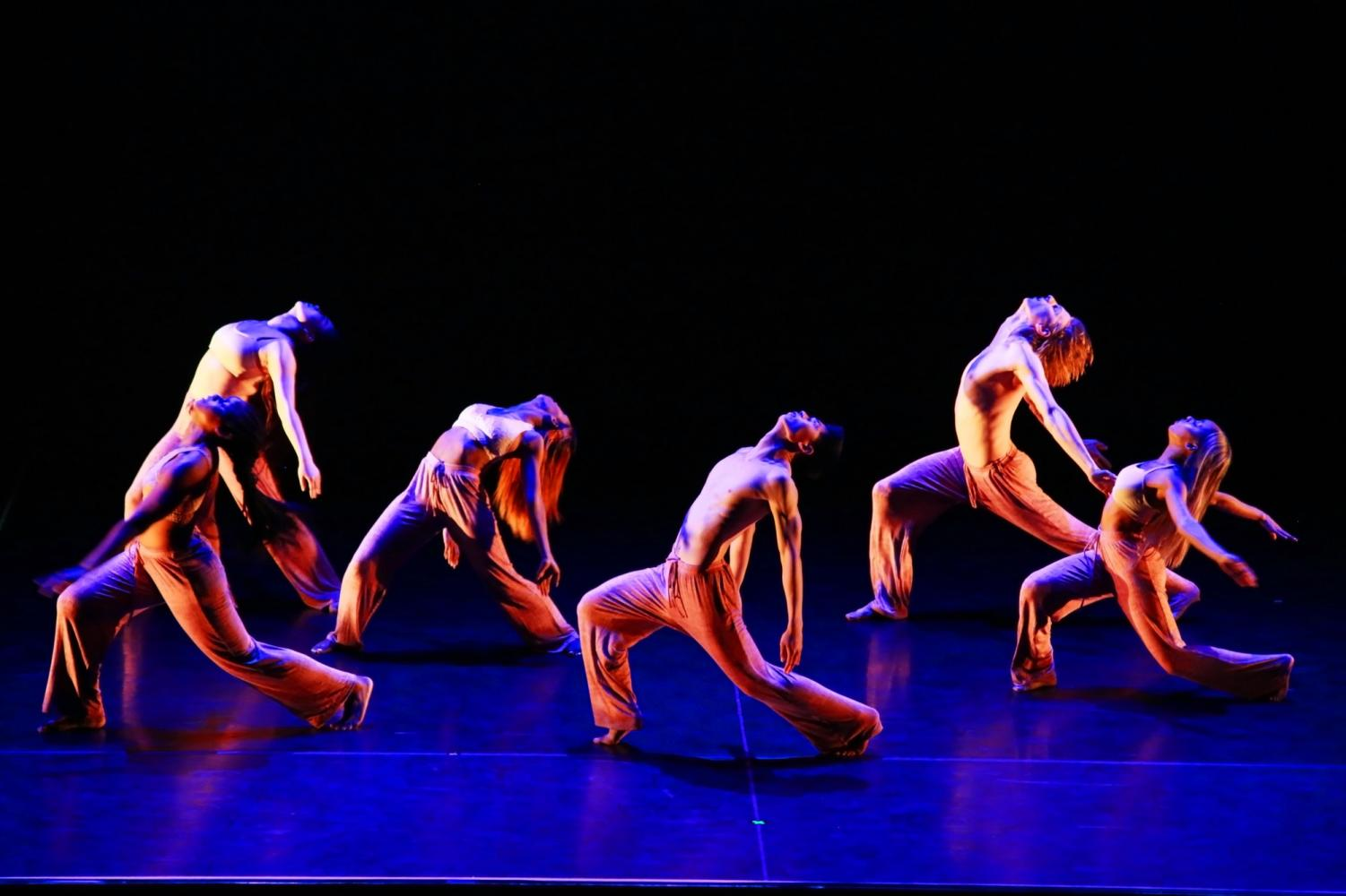 Spring Advanced Dance Concert showcases students' choreography