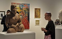 Student Art Show offers audience a variety of art mediums to view