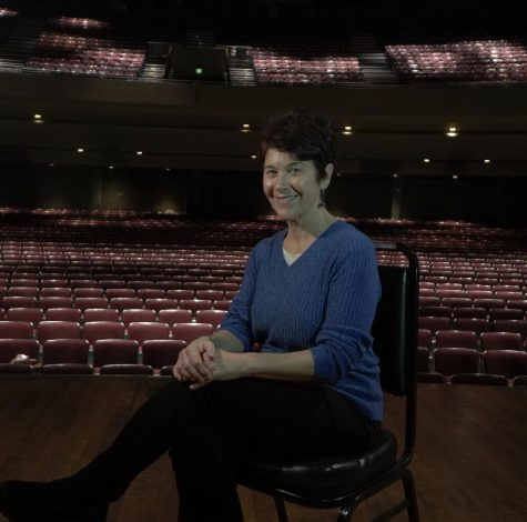 El Camino College's Center of the Arts production manager shares her journey and experiences