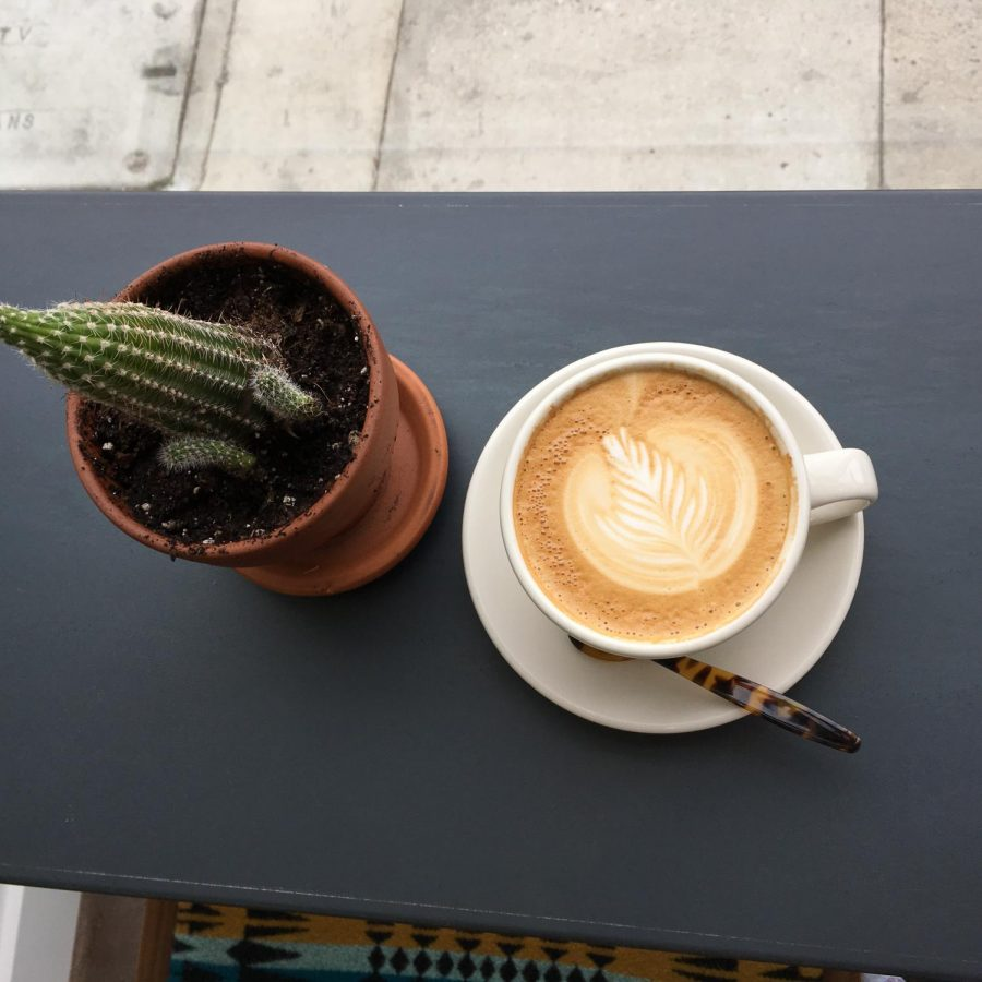 Explore these top four coffee shops around El Camino