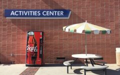 Coca-Cola machine repaired on campus