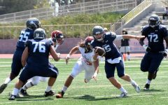 Football team wins fourth straight over San Diego Mesa