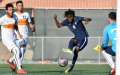 Warrior men's soccer team ties home opening conference game