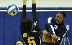 EC women's volleyball team sweeps Rio Hondo College