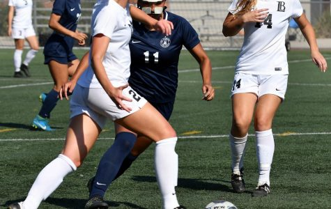 Women's soccer team falls at home against Long Beach City College