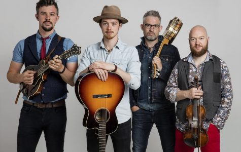 We Banjo 3 performing newest album at Marsee Auditorium