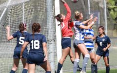 EC women's soccer team fall at home to the Cerritos College Falcons