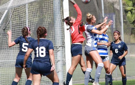 EC women's soccer team falls at home to the Cerritos College Falcons