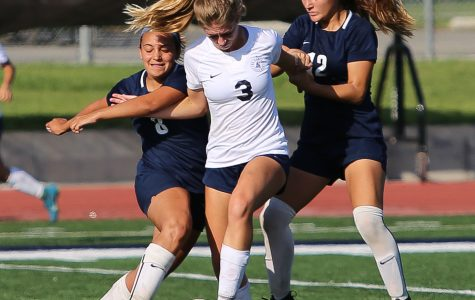Women's soccer team takes a win against Compton College