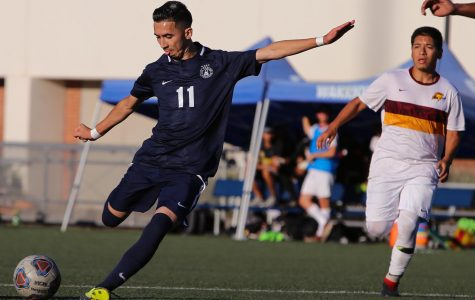 EC men's soccer team drops last game of season, misses out on playoffs