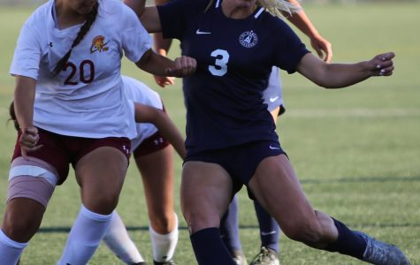 EC women's soccer team end their season with a win over Pasadena City College