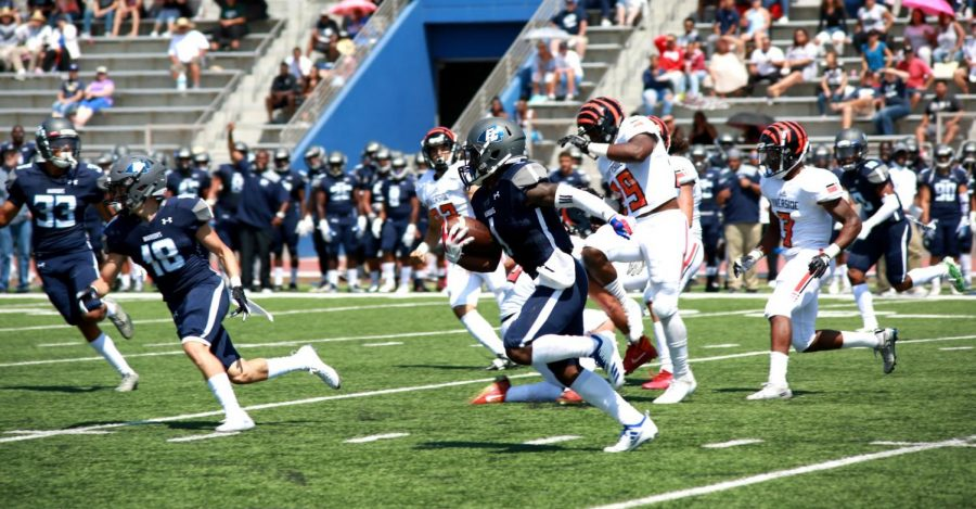 El Camino College >> Football Team Advances To Playoffs El Camino College The Union