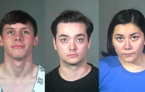 Tyler Walters, Lynn Johnson and Gabriella Semana. Photo courtesy of the Torrance Police Department.