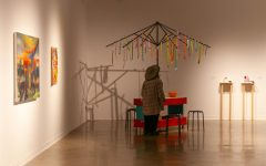 Free annual Faculty Show to showcase artwork from EC staff members