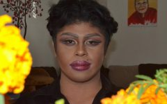 Dressing as a drag queen is more than a hobby for EC student