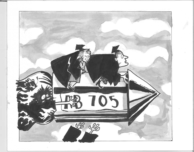 Editorial cartoon by Jose Tobar