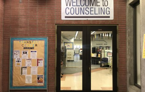 Counseling is located on the first floor of the Student Services Center. Feb. 22, 2019. Photo credit: Fernando Haro