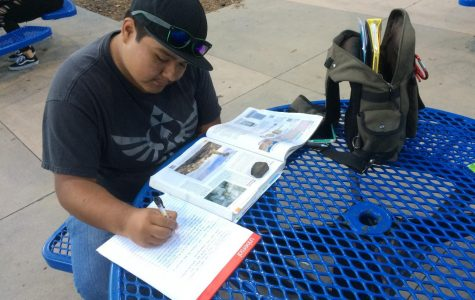 Geology major helps students with disabilities