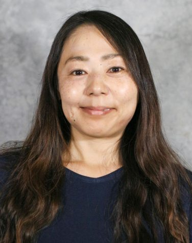 Photo of Mari Inagaki