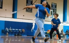 Women's badminton beats Compton, improves to 2-1 on season