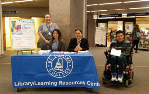 Librarians host 'learning resource' open house