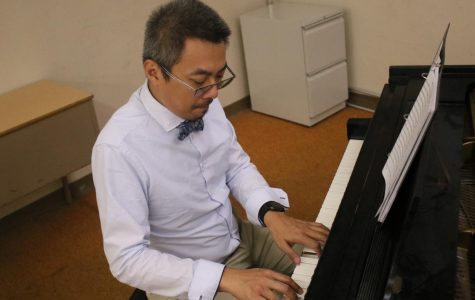Award winning composer takes global inspiration